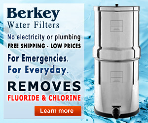 berkey water filter fluoride. Berkey Water Filter Reviews Fluoride