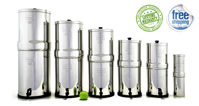 berkey water filter reviews