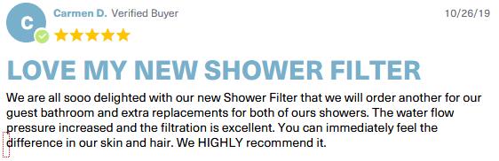 berkey shower filter reviews